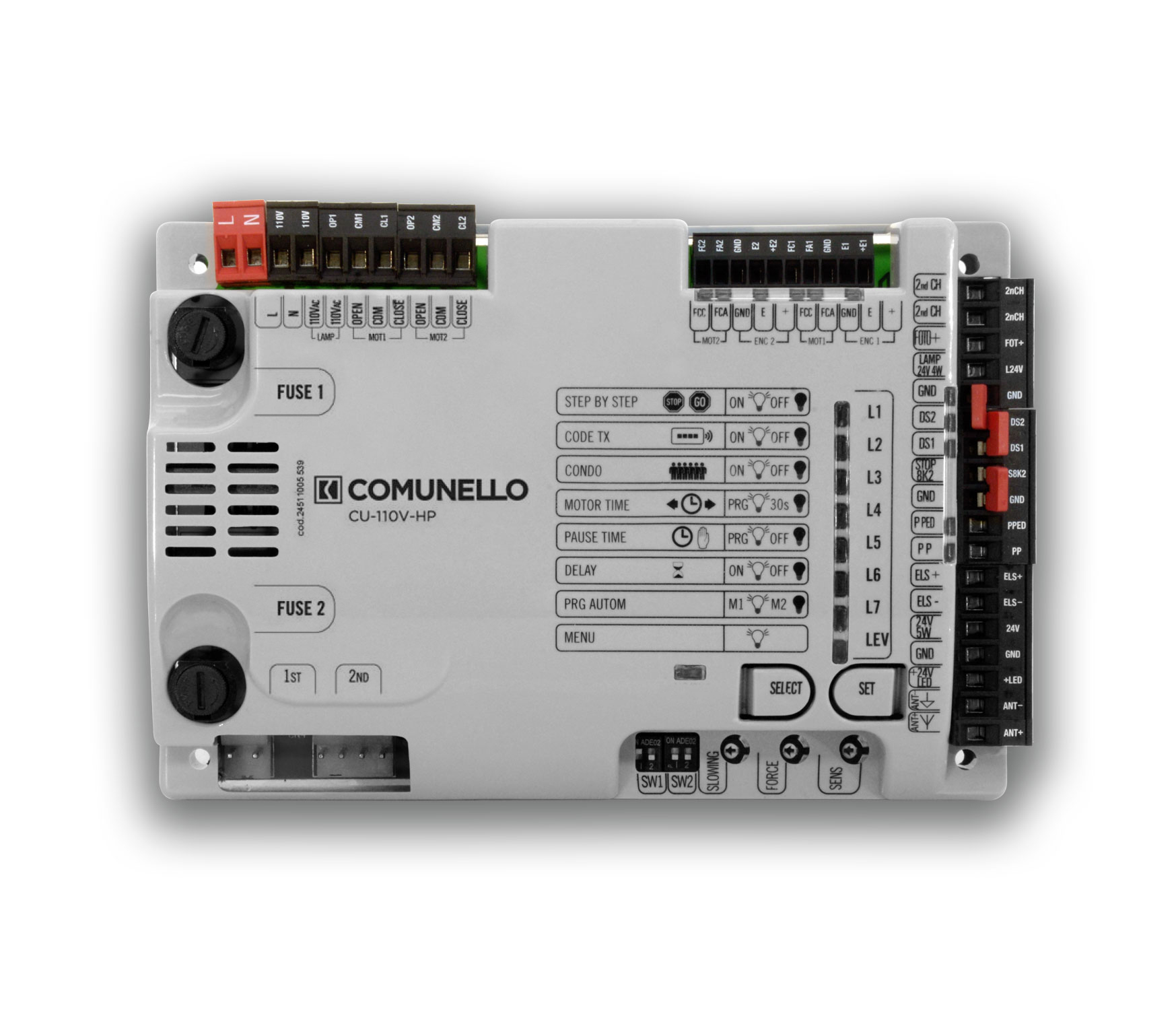 CU110V HP