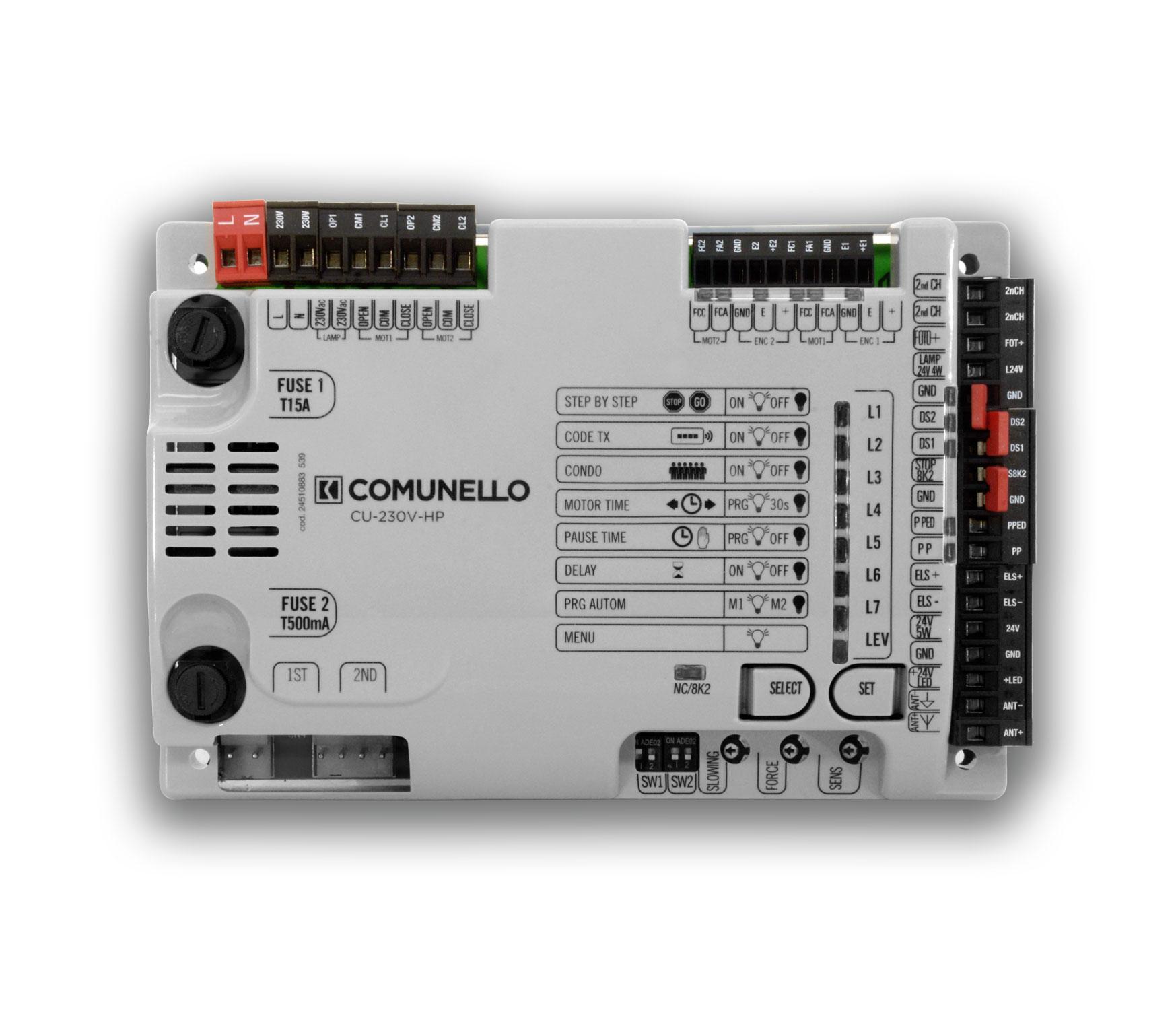 CU 230V HP