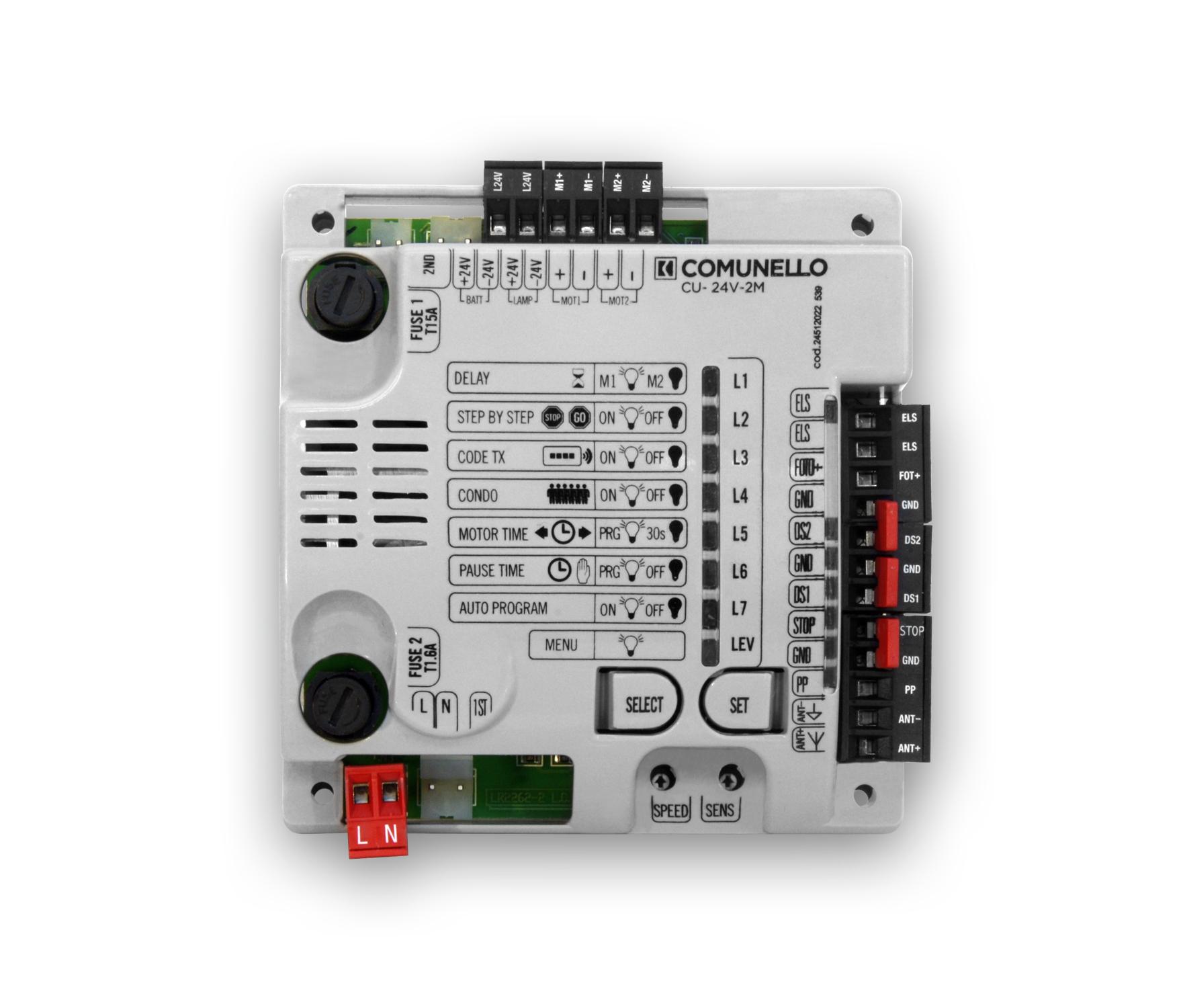 Elettronica di comando Basic