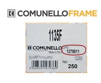 comunello rma D frame